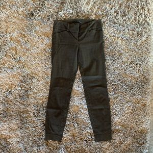 Skinny slacks